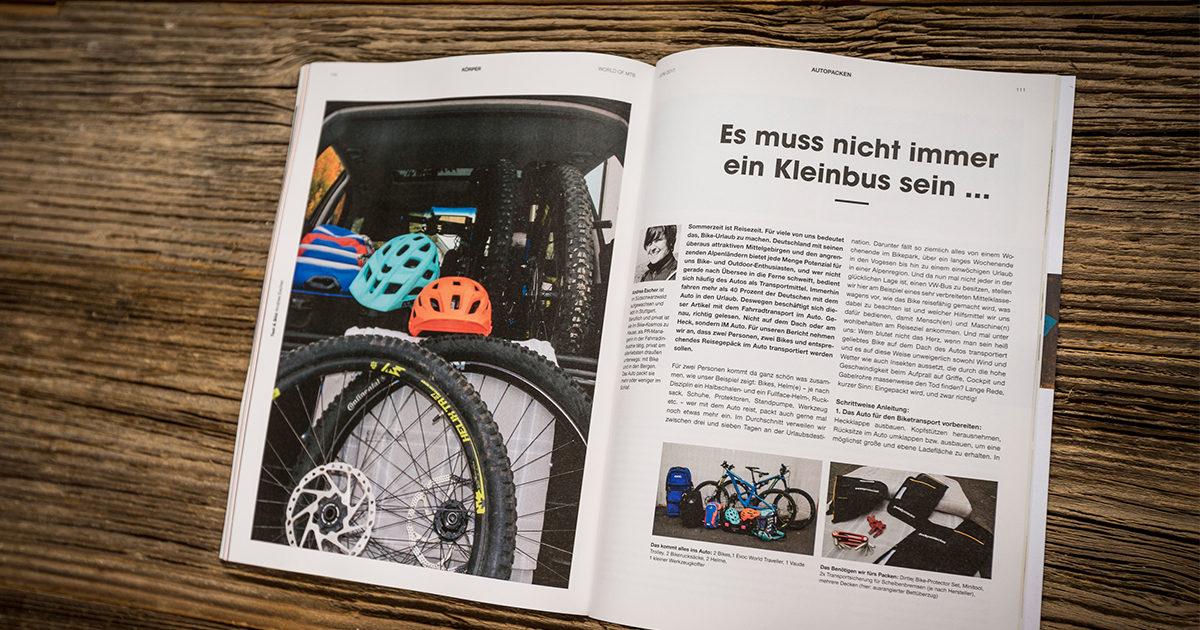 how to fahrradtransport im auto weltweit. Black Bedroom Furniture Sets. Home Design Ideas